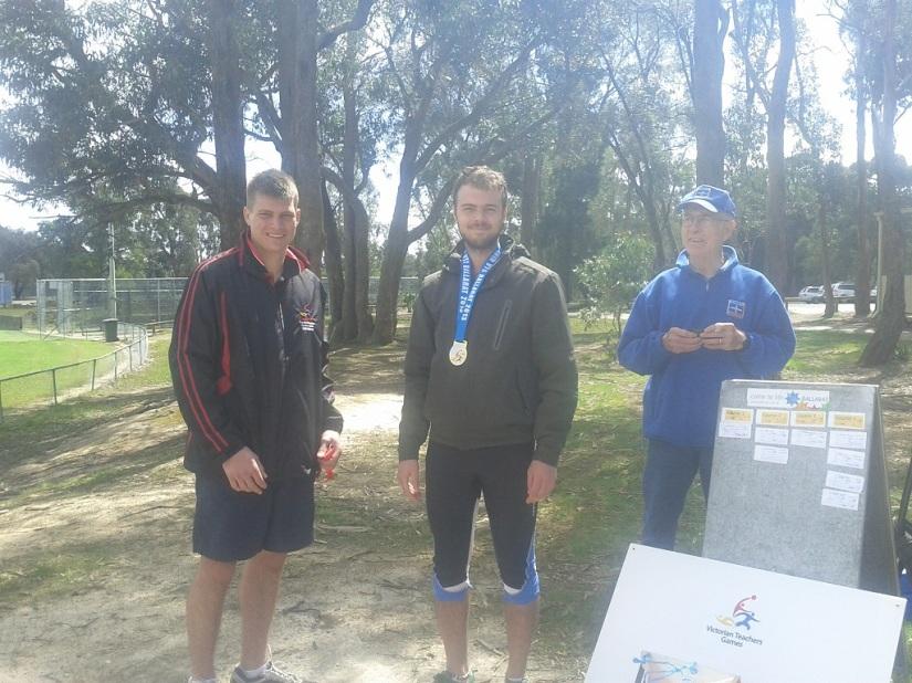 Nillumbik Emus back-to-back at Victorian Teachers Games, September2013